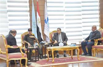 رئيس جامعة كفرالشيخ: الاستثمار في «الرمال السوداء» نقطة تحول بمجال الصناعة بمصر