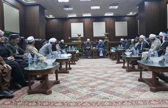 «الإفتاء» تستقبل وفدا من أئمة علماء كردستان العراق لتعزيز التعاون الديني | صور