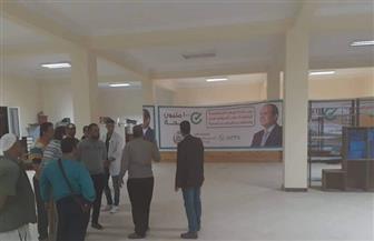 وكيل صحة جنوب سيناء يتفقد سير العمل بالمركز الطبي بالرويسات | صور