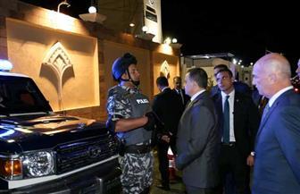 وزير الداخلية يتفقد الاستعدادات الأمنية بأسوان قبل انطلاق منتدى أسوان للسلام والتنمية المستدامين| صور