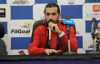 محمد جاد: الأهلي واجهة الكثير من سوء الحظ في بطولة إفريقيا لأندية السلة