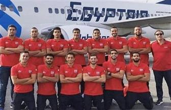 منتخب مصر لكرة الماء يتجه للكويت للمشاركة في بطولة العالم