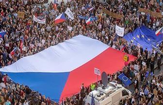 مظاهرات في التشيك تطالب باستقالة رئيس الوزراء