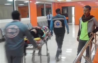 مستشفى إسنا التخصصي الجديد يفتح أبوابه لاستقبال المواطنين تمهيدا لتشغيله بالكامل |صور