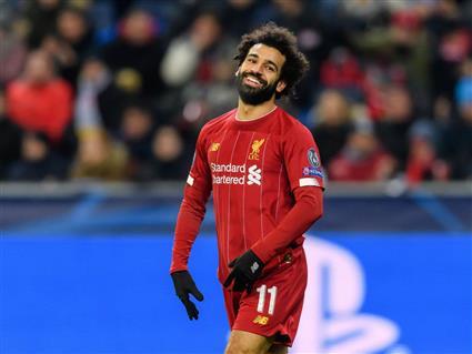 ماذا قال مدرب ليفربول عن هدف محمد صلاح في دوري أبطال أوروبا