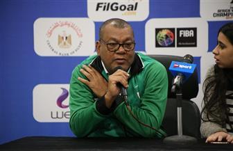 مدرب فيروفيارو حامل لقب البطولة الإفريقيه للسلة: جئنا إلى مصر للحفاظ على لقبنا
