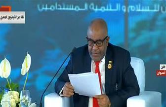 رئيس جزر القمر: الأمن والسلام يمثلان مصدرا للتقدم.. والإرهاب يتغذى على الأوضاع غير المستقرة