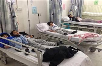 إصابة تلميذة وشقيقها بكفرالشيخ بحالة إعياء شديدة بعد تناولهما دواء على سبيل الخطأ