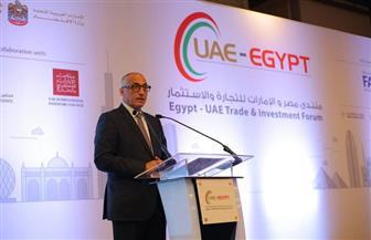 طارق عامر: الإمارات داعم أساسى لمصر والثقة المشتركة ظهرت جلية وقت الأزمات
