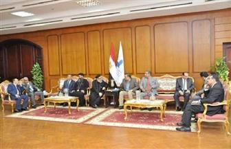«دور مؤسسات الدولة في مواجهة الفكر المتطرف» في ندوة بجامعة كفرالشيخ | صور