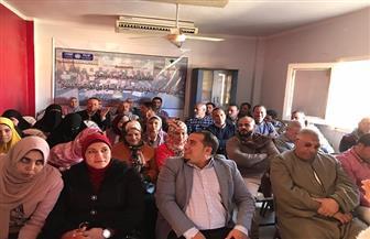 المصري لحقوق المرأة يطلق مبادرة الحوار المجتمعي لرصد أزمات المواطنين | صور