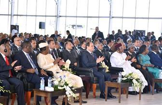 الرئيس السيسي: مصر تؤمن بأن السبيل الأمثل لإقرار السلام معالجة الأسباب الجذرية لمشكلات الأمن | فيديو