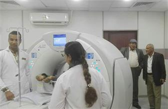 وفد من وزارة الصحة يشهد الافتتاح التجريبي لمستشفى إسنا جنوب الأقصر | صور