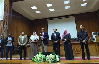 جامعة الأزهر تطلق النسخة الأولى من مسابقة التميز بين طلاب الجامعة | صور