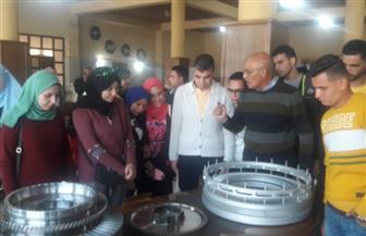 """طلاب جامعتي """"المنيا والمنصورة"""" يزورون المشروعات القومية بـ""""هضبة الجلالة"""""""
