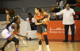 فوز كبير لسبورتنج في بطولة إفريقيا للأندية لكرة السلة سيدات