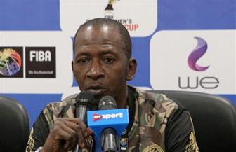 مدرب سي إن إس إس الكونغولي: هدفنا من المشاركة في بطولة إفريقيا للسلة اكتساب الخبرة وليس المنافسة