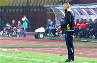 مدرب وادي دجلة يثني على أداء لاعبيه أمام الإنتاج الحربي في الدوري المصري