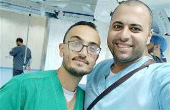 استئصال كيس درقي بالرقبة لطفل عمره 4 سنوات بمستشفى طور سيناء العام | صور