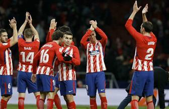 سواريز يدشن بدايته مع أتليتكو مدريد بثنائية من 6 أهداف في مرمى غرناطة