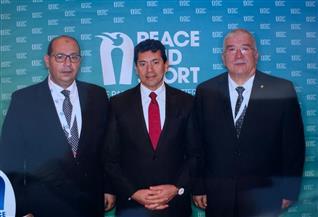 """""""الشباب والرياضة"""" و""""اللجنة الأوليمبية"""" يشاركون في مؤتمر «السلام والرياضة» بموناكو"""