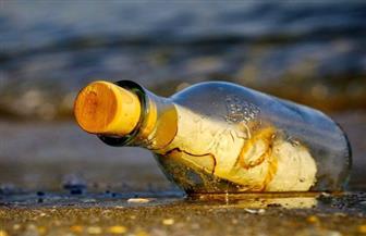 أمريكي يعثر على رسالة في زجاجة مكتوبة منذ 36 عاما