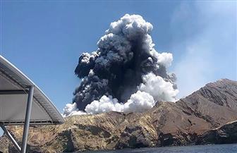 """""""غدا"""".. نيوزيلندا تنتشل جثث ضحايا بركان وايت آيلاند"""