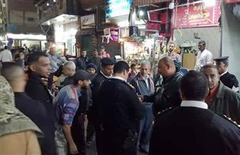 تحرير 48 إزالة في حملة بمناطق متفرقة بمدينة الأقصر| صور