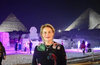 """راوية منصور تحصل على لقب """"المرأه القيادية الإفريقية لعام 2019"""" من مجلة """"قادة قارة إفريقيا"""""""