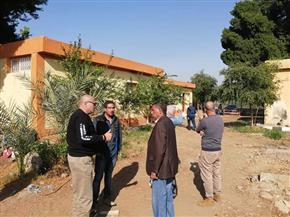 مياه الشرب بالأقصر تتسلم محطة مياه الطود الجديدة لبدء أعمال المحطة المدمجة