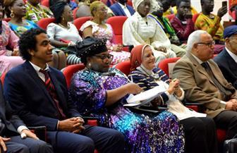 القاهرة تختتم فعاليات برنامج متطوعي الاتحاد الإفريقي | صور