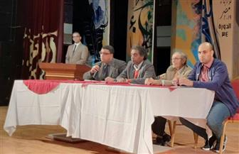 ختام الدورة الـ 34 للمؤتمر العام لأدباء مصر ببورسعيد | صور