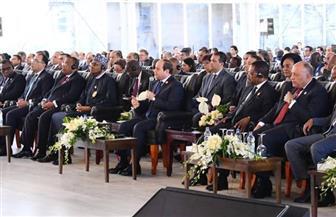 الرئيس السيسي: المرأة المصرية لم تشتك مرة من تقديم شهداء في الحرب على الإرهاب