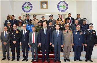 من بينها مواجهة عربية لجرائم المعلومات.. ننشر توصيات المؤتمر 43 لقادة الشرطة والأمن العرب | صور