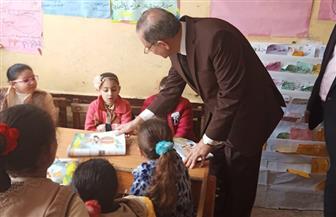 محافظ كفرالشيخ يتفقد عددا من المنشآت الصحية والخدمية بمدينة سيدي غازي | صور