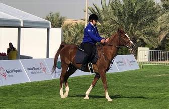ختام اليوم الأول لكأس الفروسية الإقليمي للأوليمبياد الخاص بالبحرين | صور