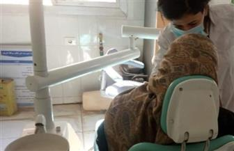 الكشف على 1080 مريضا مجانا في قافلة طبية بقرية الوقدة بسوهاج | صور