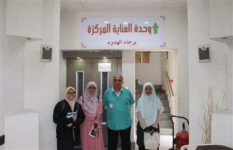 طلاب ماليزيا يشيدون بخدمات مركز القلب بجامعة الأزهر | صور