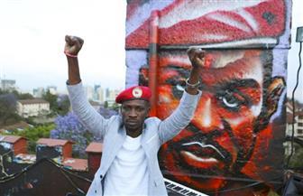 مطرب أوغندي يريد خوض انتخابات الرئاسة المقبلة كمرشح للمعارضة