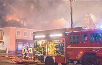 إصابة 25 شخصا في انفجار بولاية سكسونيا بشرق ألمانيا