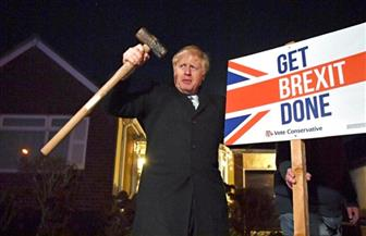 جونسون يستقبل أعضاء البرلمان الجدد.. ويتعهد بسرعة الخروج من الاتحاد الأوروبي