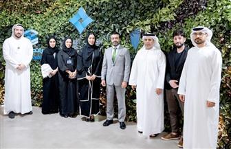 """رئيسة نادي دبي للصحافة: """"الأهرام"""" إحدى ركائز العمل الإعلامي العربي"""