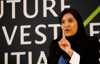 سفيرة السعودية تزور موقع هجوم فلوريدا