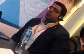 حسام الدين محمود: منتدي شباب العالم  يمنح الشباب الفرصة لاكتساب الخبرات والمعرفة بالسبل الحديثة