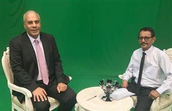 السفير المصري يستعرض مسار العلاقات المصرية الجيبوتية في لقاء تليفزيوني