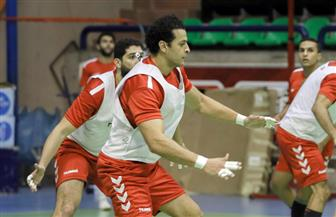 في البروفة الثانية.. منتخب مصر لكرة اليد يواجه السويد اليوم