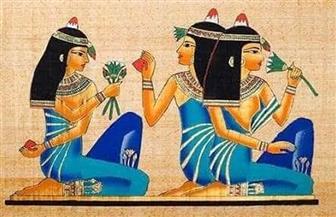 فريق بحثي يكشف سر قبعات شمع العسل علي رءوس نساء مصر القديمة | صور