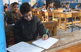 انتهاء امتحانات اليوم الأول للشهادة الإعدادية بدمياط بدون شكاوى