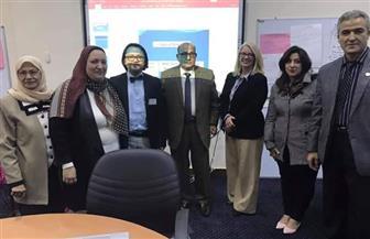 وفد أمريكي من وكالة التنمية الدولية يزور جامعة الزقازيق لرفع كفاءة المعلم | صور