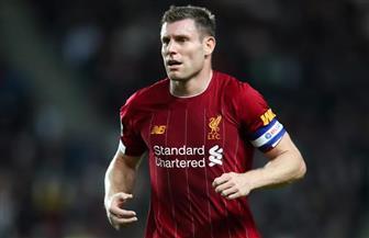 ميلنر لاعب ليفربول يشدد على صعوبة الموسم الجديد للفريق